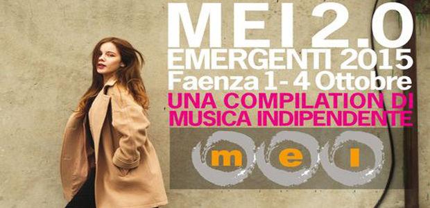 """Esce oggi la compilation """"MEI 2.0 – Emergenti 2015″ su Deezer"""