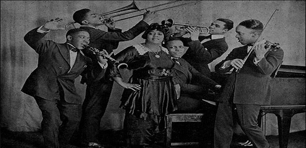 Le donne del jazz: MAMIE SMITH