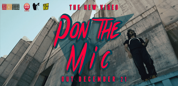 """Fuori """"PON THE MIC"""", il nuovo video di VIRTUS"""