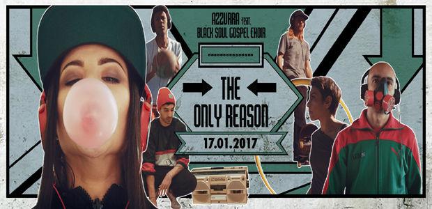 Fuori martedì 17 gennaio 'The Only Reason', singolo e video di AZZURRA