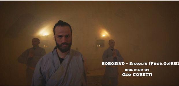 """""""Shaolin"""" è il nuovo video di Bobo Sind ispirato alla cultura del Kung Fu"""