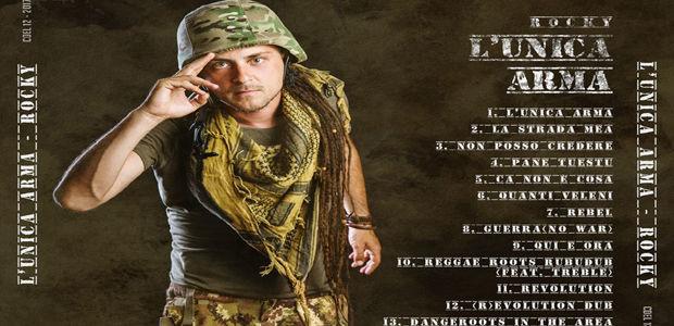 """REBEL"""", il nuovo singolo dell'artista salentino ROCKY, che anticipa l'uscita dell'album d'esordio"""