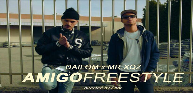 "MR DAILOM e MR XQZ fuori con il video ""AMIGO FREESTYLE"""