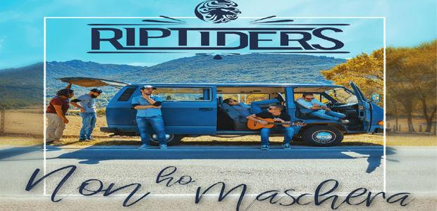 """""""Non ho maschera"""", nuovo singolo per la band sarda Riptiders (con video)"""