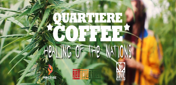 """Healing of the Nations"", new video by Quartiere Coffee (Redgoldgreen Label / La Grande Onda)"