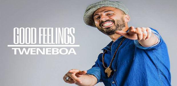 "Fuori ""Good Feelings"", l'Ep di TWENEBOA"