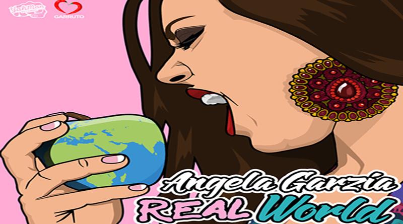 "Angela Garzia ""Real World"", il nuovo video (Prod. By Morello Selecta and Robi Garruto)"