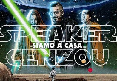 """""""SIAMO A CASA"""", ONLINE IL VIDEO DI SPEAKER CENZOU FT. PAURA E DANNO"""