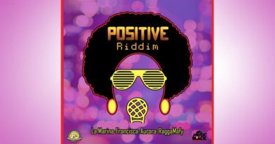 "RISING TIME & MUSIC IN BLACK PRESENTANO IL ""POSITIVE RIDDIM"""
