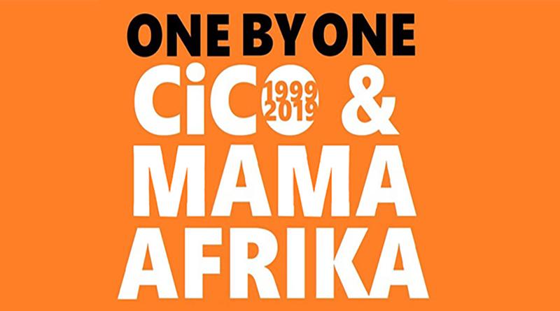"""ESCE """"ONE BY ONE"""" PER FESTEGGIARE I 20 ANNI DI CICO & MAMA AFRIKA"""
