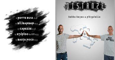 """DISTANZE"", IL NUOVO ALBUM DEI SALENTINI KEKKO KEYES & PIKYNIELLO"